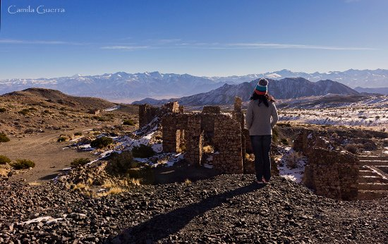 Cultura Cercana: Minas de Paramillos, Mendoza. Maio de 2017