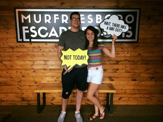 Great time at Murfreesboro Escape Rooms