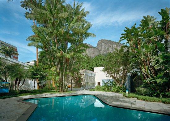 Jardins do Instituto Moreira Salles (Foto: Robert Polidori - Acervo IMS)