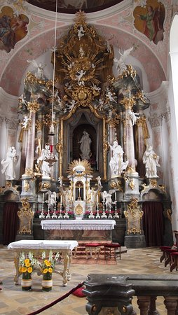 Oberammergau Church: photo2.jpg