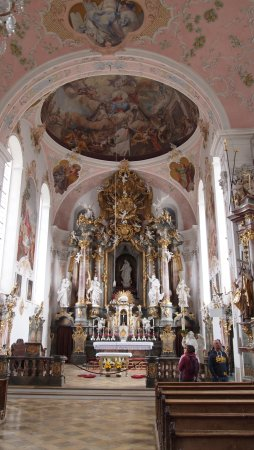 Oberammergau Church: photo4.jpg