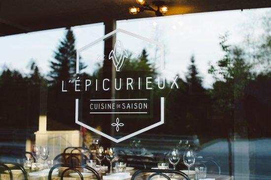 Val-David, Canada: L'Épicurieux et ses cocktails!