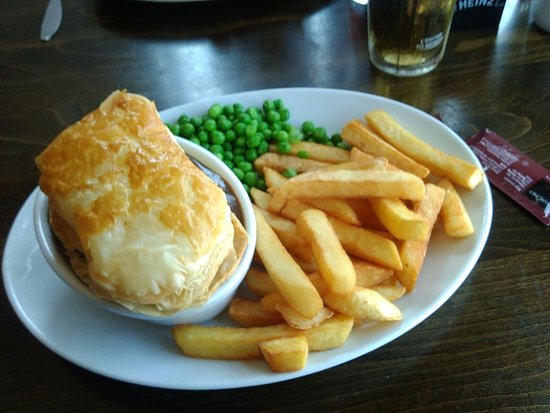 ‪‪Clevedon‬, UK: Steak and Ale pie‬