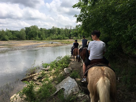 River Man Trail Rides