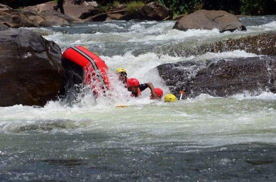 Adventure Base Camp Kitulgala White Water Rafting