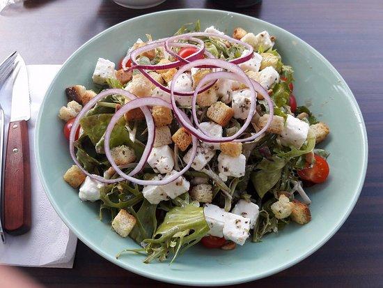 Nanterre, Frankrike: Salade mixte (grand format)