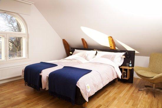 Kristianstad, Sweden: Twin room