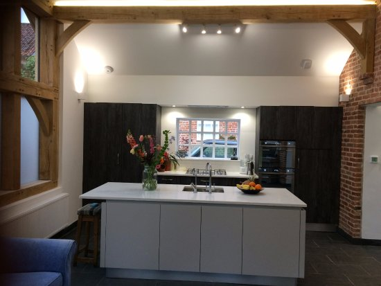 Cotgrave, UK: Our kitchen!