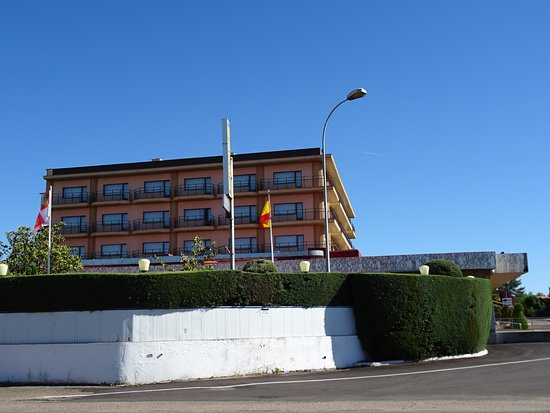 Santa Marta de Tormes, สเปน: Front