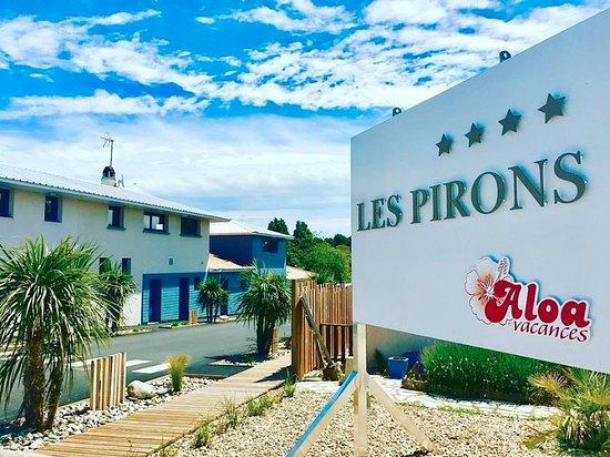 Camping Les Pirons