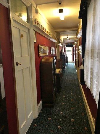 Walpole Bay Hotel: Nearly at room 206