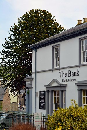 Brecon, UK: The Bank