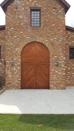 New Kent, VA: stunning doorway