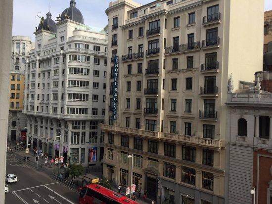 Picture Of Hotel Atlantico Madrid Tripadvisor