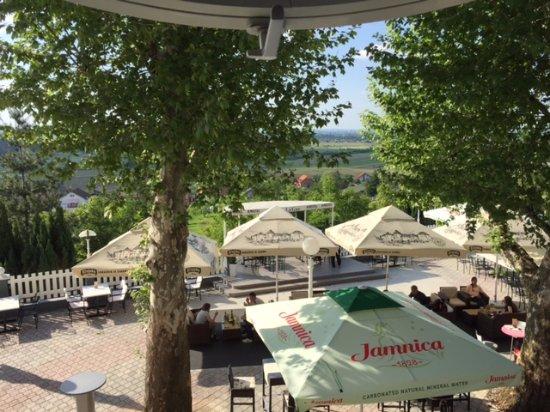 Varazdin, Kroasia: Patio