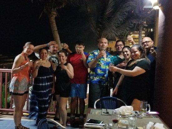 Golden Parnassus All Inclusive Resort & Spa Cancun: 20170517_211245_large.jpg