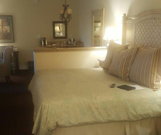 Oceano Hotel & Spa Half Moon Bay: Bedroom