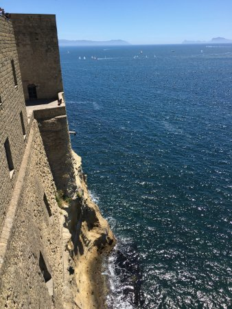 Castel dell'Ovo : from the castle