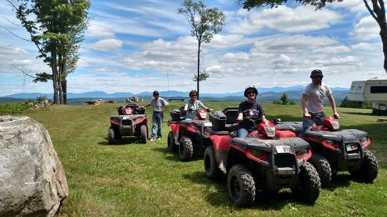 NEK Adventures ATV & Snowmobile Tours