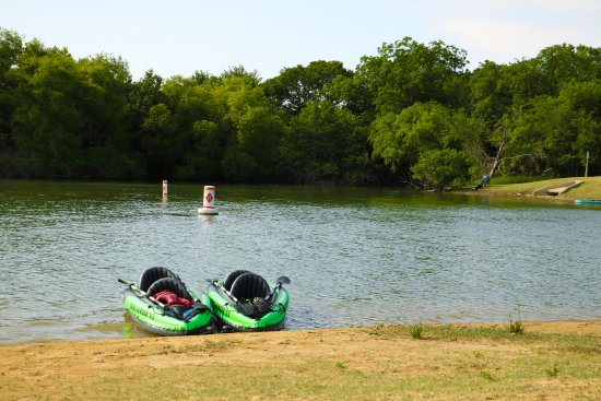 Little Elm, TX: great for you kayaks