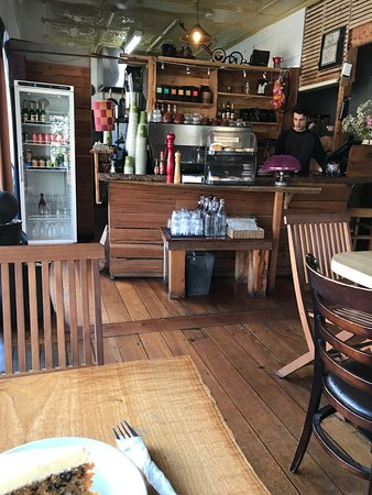 Leura, Austrália: inside seating
