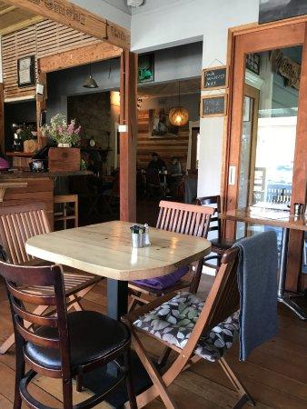 Leura, Austrália: more seating