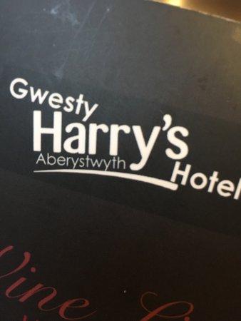 Restaurant at Harry's Aberystwyth: photo0.jpg