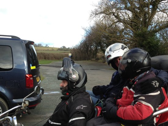 North of England Trike Tours: This was taken at the start of Dans trike tour.