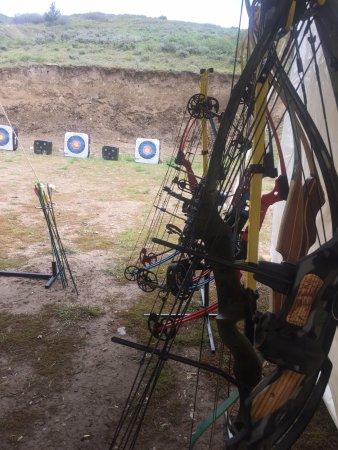 Jackson Hole, WY: Archery