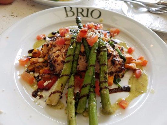 Brio Tuscan Grille Cherry Hill Menu Prices