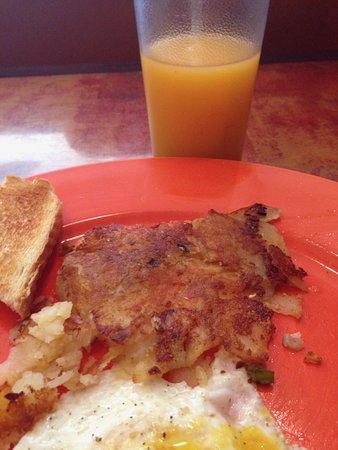 Astoria, NY: Best home fries, always