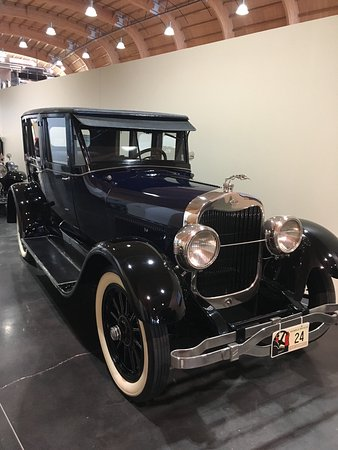 Tacoma, WA: One of the very best collections of automobiles and associated displays in the world!