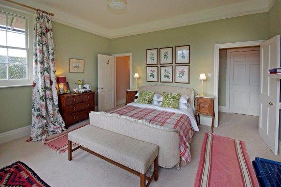 Bodenham, UK: The Green Room