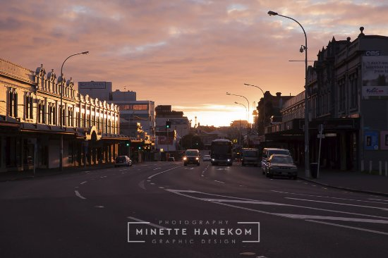 Ponsonby : sunrise