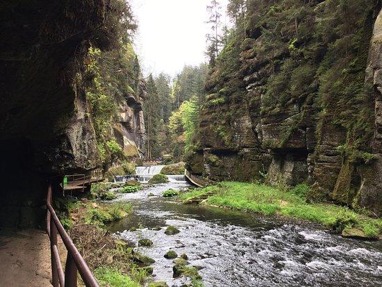 Hrensko, République tchèque : photo1.jpg