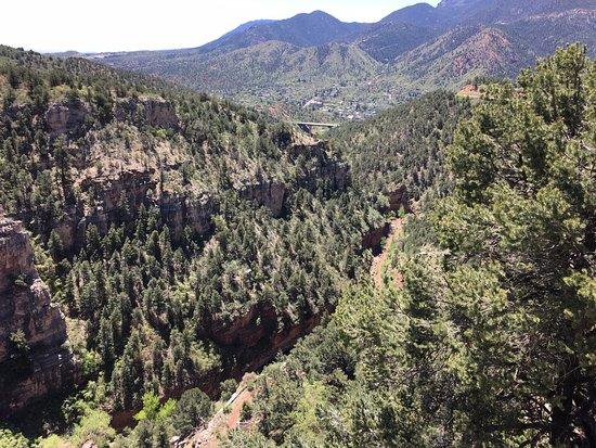 Manitou Springs, CO: Canyon