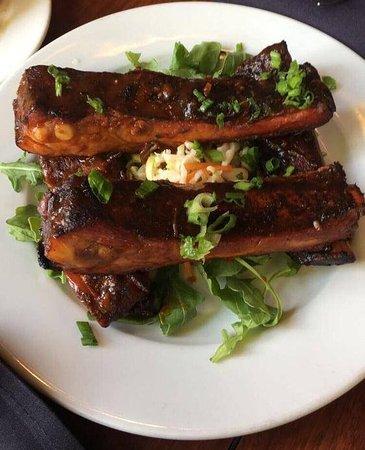 Sunnyvale, CA: Delicious ribs