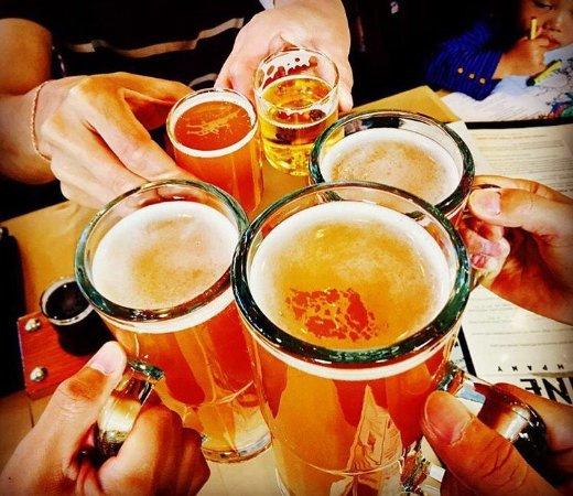 Sunnyvale, Kalifornien: Cheers!