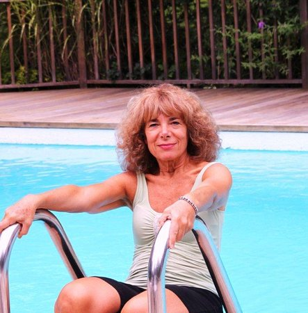 Woodstock, NY: Claudia ( innkeeper)