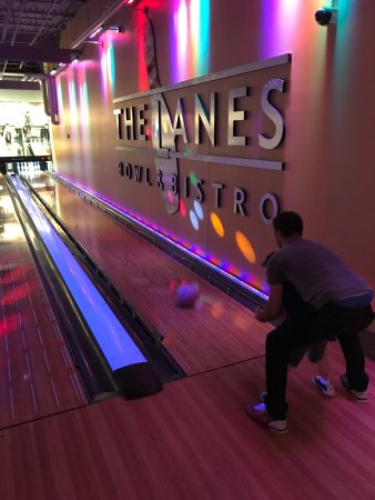 The Lanes Bowl and Bistro: photo1.jpg
