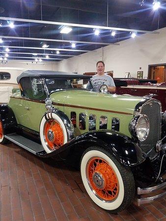 Hostetler's Hudson Auto Museum Photo