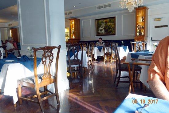 เบอเรีย, เคนตั๊กกี้: dining room
