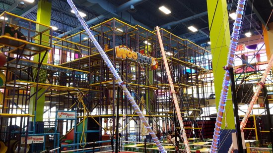 Vaudreuil-Dorion, Canadá: Giant Play Area