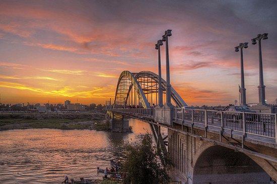 Ahvaz, Iran: White Bridge