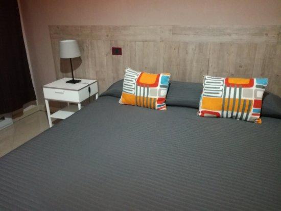 Montagnana, Italia: my room in La Villa