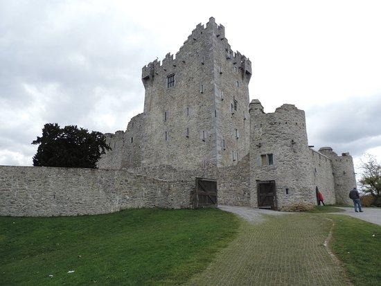 Parque Nacional de Killarney: Ross Castle...