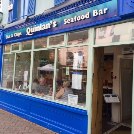Quinlans Seafood Bar : Quinlan's Seafood Bar 77 High Street Killarney