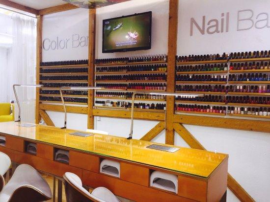 The Nail Bar - Picture of Dez Studio, Lisbon - TripAdvisor
