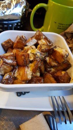 San Dimas, CA: Jalapeño Cheddar Potatoes