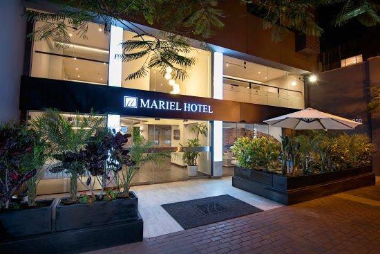 Mariel Hotel, hoteles en Lima